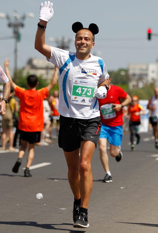 Radu Running